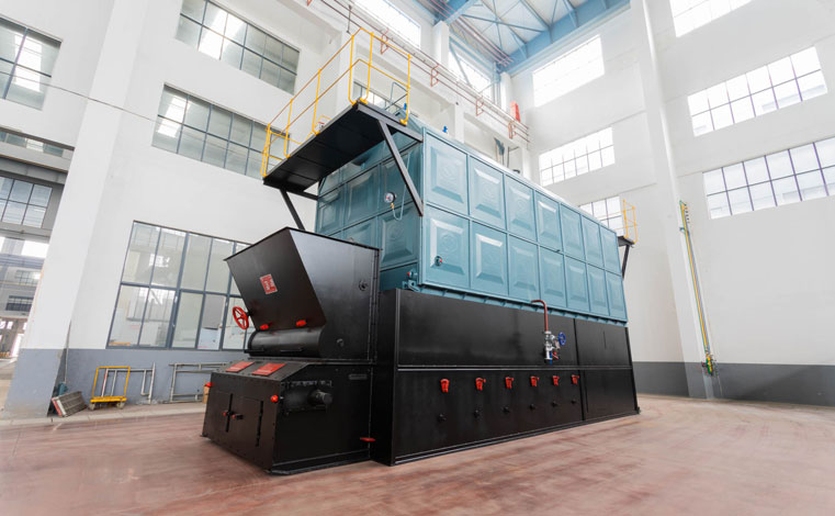 7.2MW coal-fired thermal fluid heater project in Pakistan